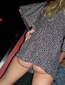 Paris sin ropa interior